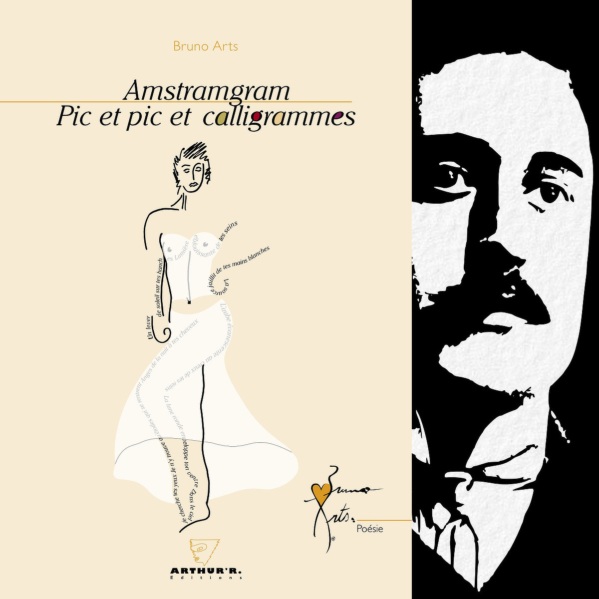 Amstramgram Pic et pic et calligrammes