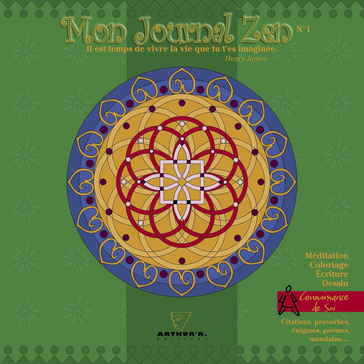 Mon Journal Zen - N°1