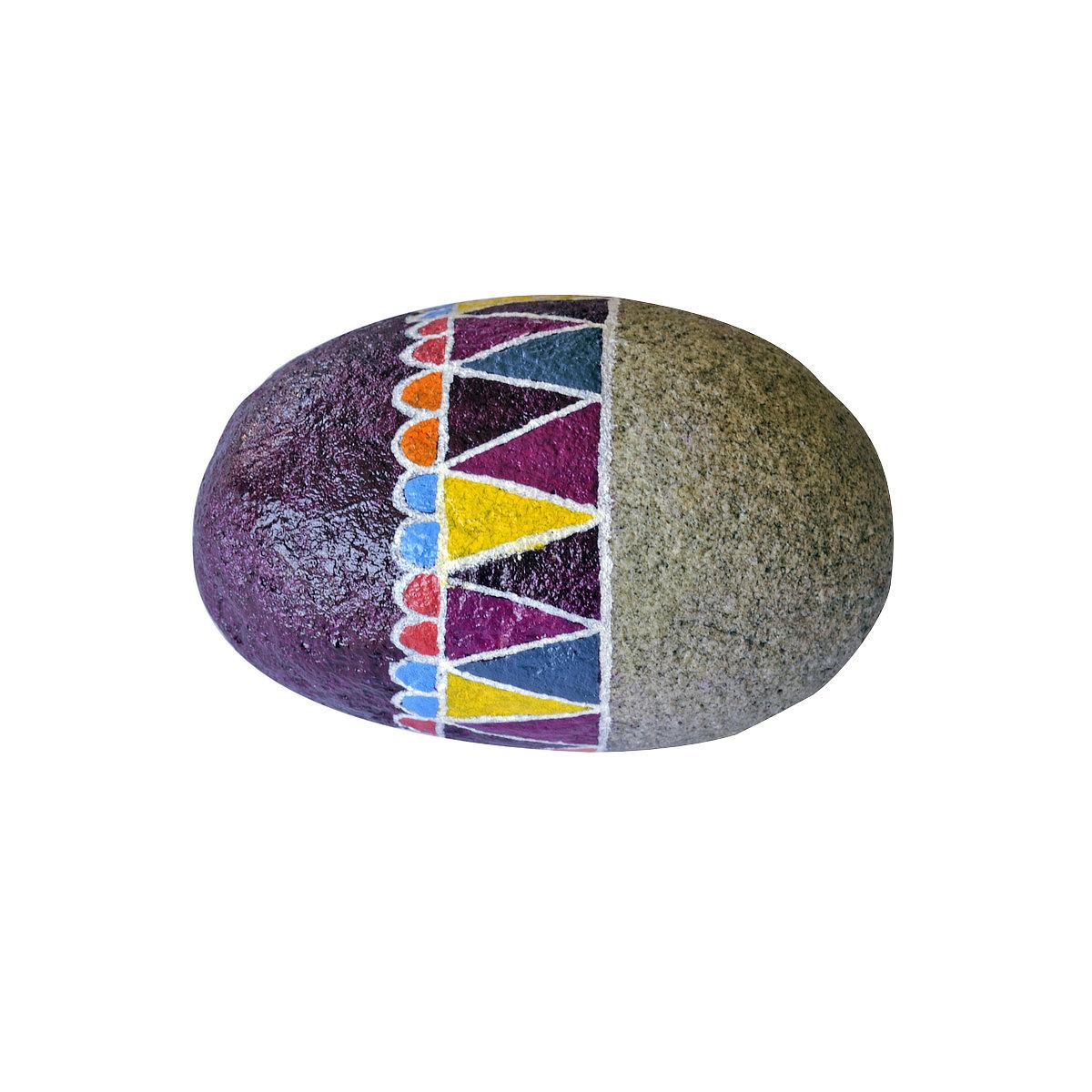 Purple harmony egg