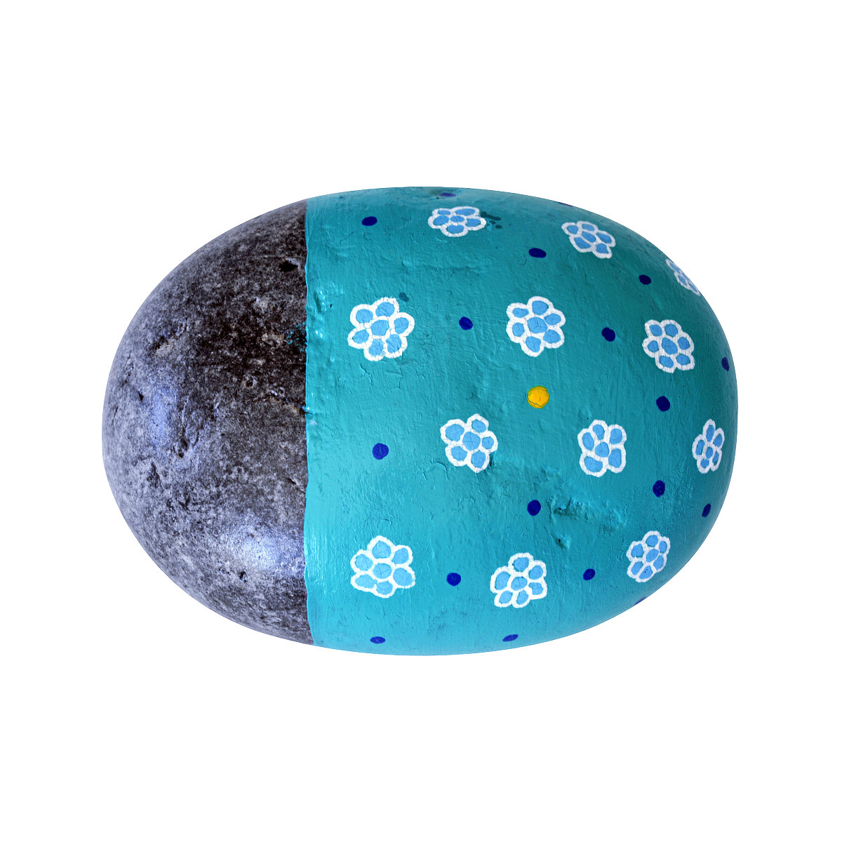 Blue harmony egg