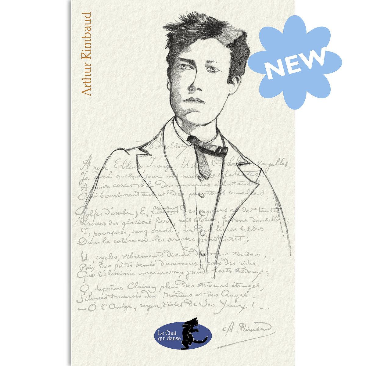 Notebook and sketchbook Arthur Rimbaud.