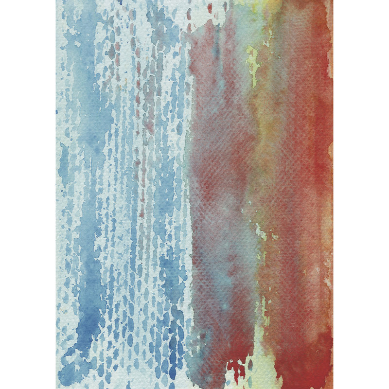 Untitled watercolor.