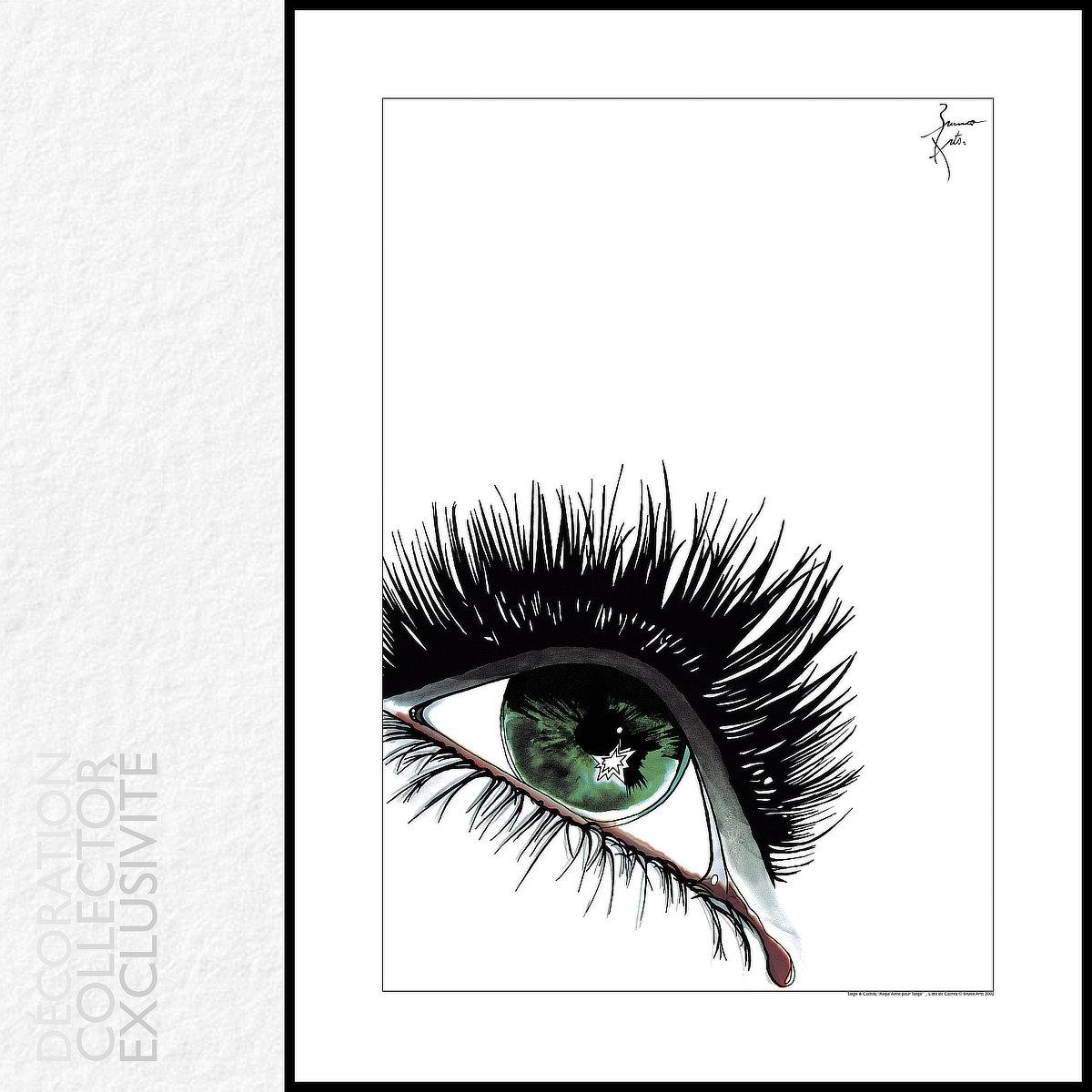 Poster L'œil de Cachila
