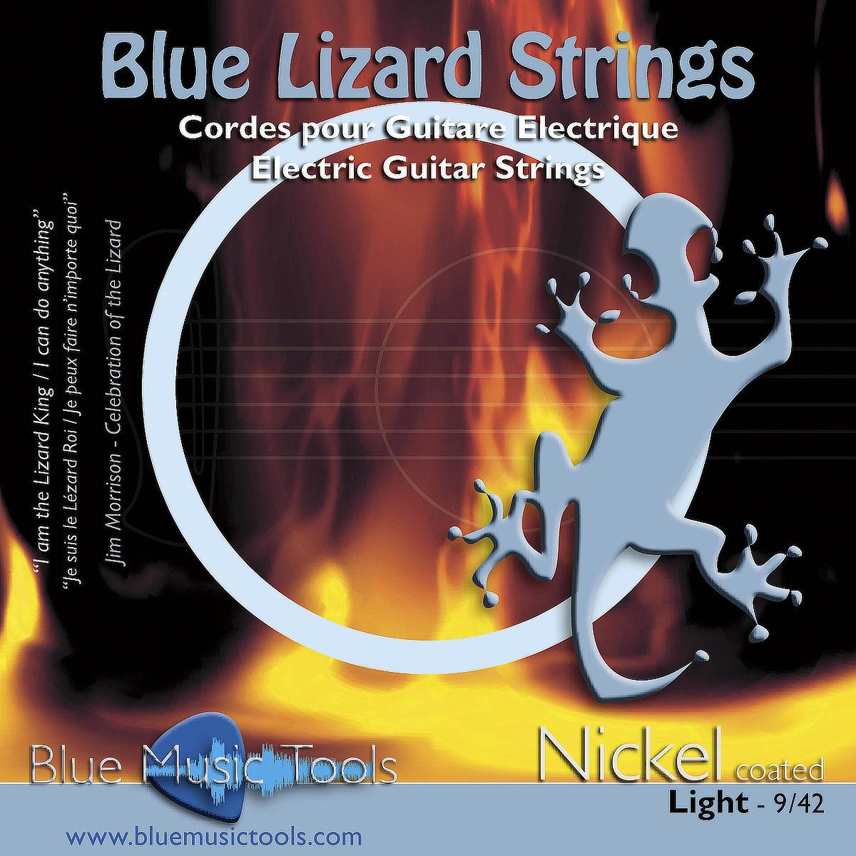 Cordes pour guitares électriques 9/42